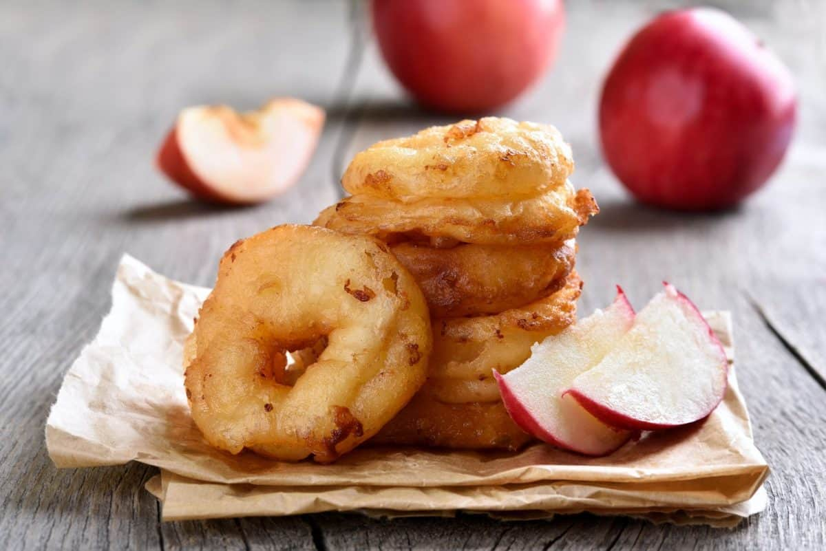 apple fritters, apple health benefits